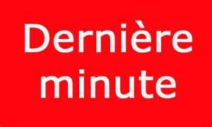 DERNI7RE MINUTE
