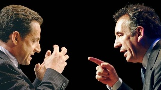 duel Sarko Bayrou