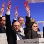 SPD vote