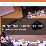 site des députés Modem
