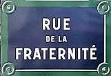 rue fraternité