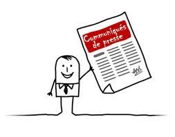 COMMUNIQUE PRESSEt